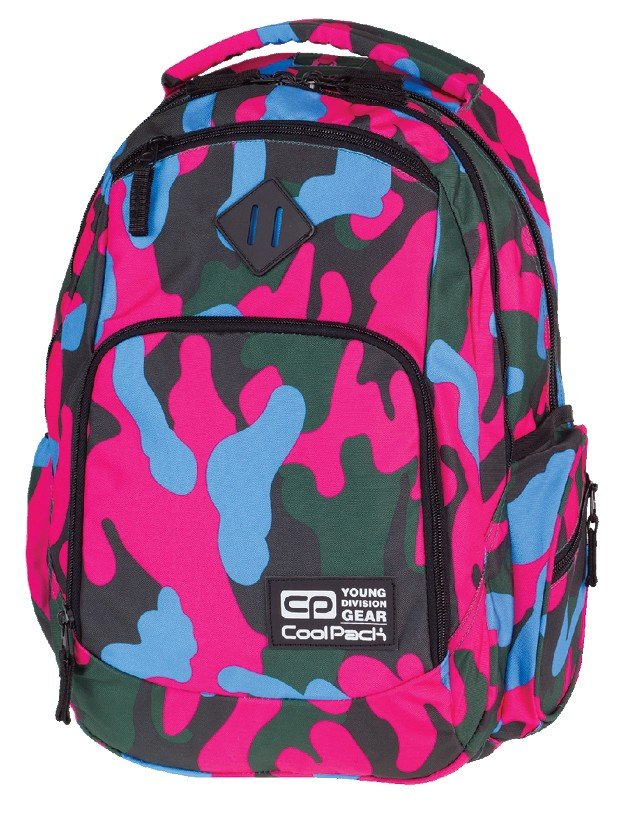 Plecak Break Camouflage Crimson 871 Coolpack