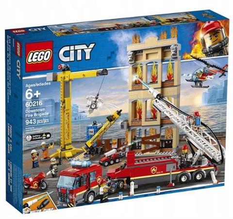 Lego City Lego Nygus